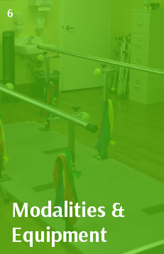 Modalities & Equipment
