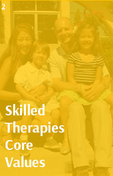 Skilled Therapies Core Values
